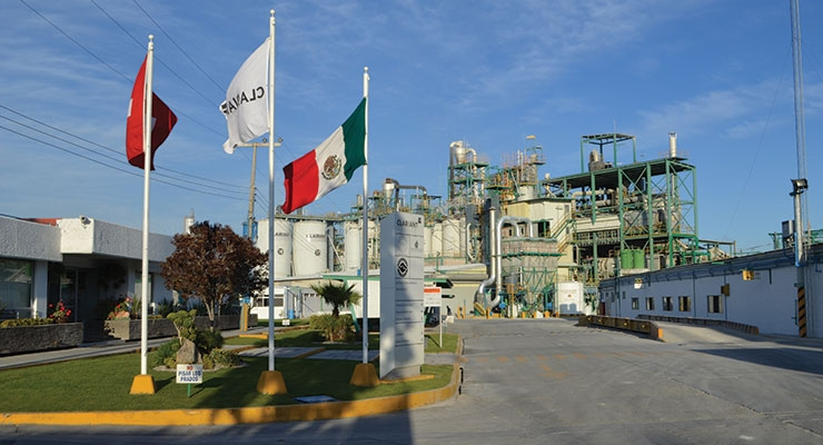 Clariant Doubles Pigment Capacity in Mexico