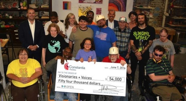 Constantia Flexibles supports Cincinnati charity