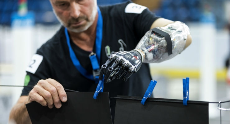 Bionic Athletes Put Assistive Technology to the Test