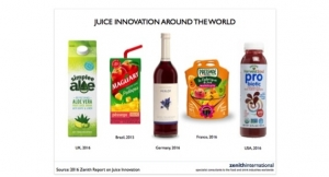 Global Juice Drink Consumption Could Rise 5% Per Year