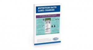 Watson Publishes Guide to the Nutrition Facts Label Changes