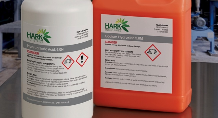 Taking the complexity out of GHS labeling compliance