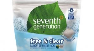 Seventh Generation Rolls Out New Laundry Packs