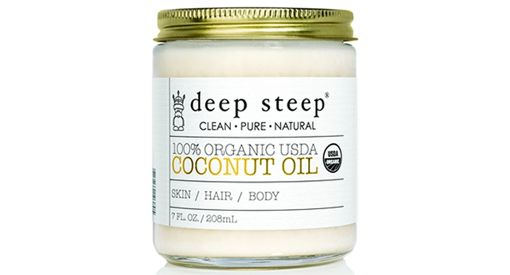 "Sanders Lieber, of Royal Labs, refers to Deep Steep's Organic Coconut Oil as ""an excellent example of collaboration between a brand and its domestic suppliers."""