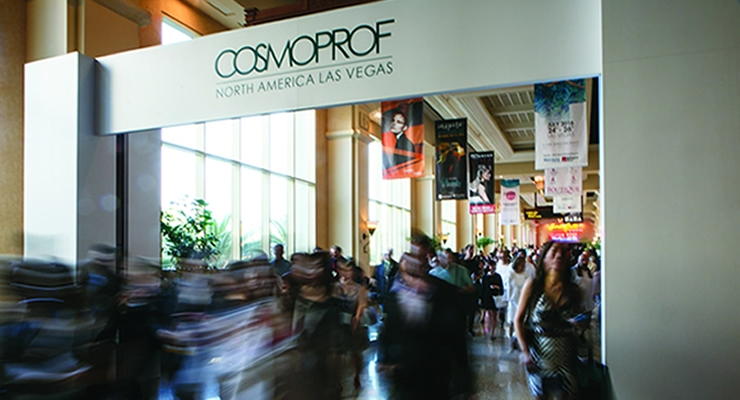 Cosmoprof NA 2016 welcomed more than 33,000 attendees.