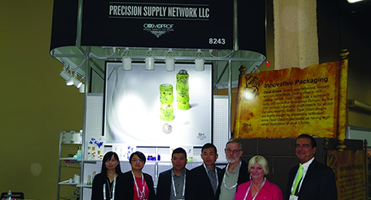 Cosmoprof NA Precision Supply: Marilyn Tiernan &  team