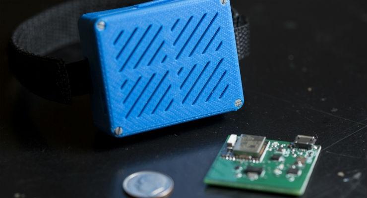 Multi-Modal Wearable Tracker Keeps Tabs on Patients, Soldiers