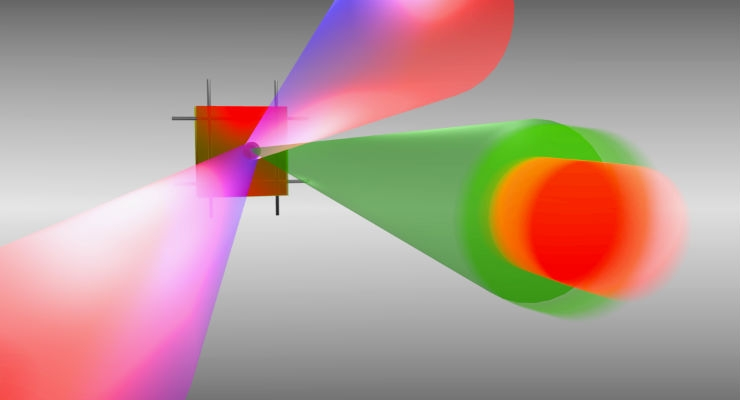 Concentrated Ion Beams Could Knock Out Cancer Cells