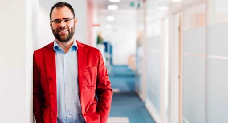 Xeikon promotes Filip Weymans to VP of marketing