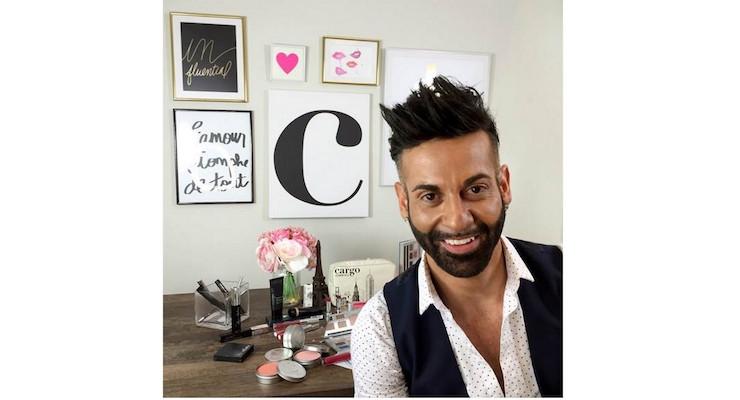 Cargo Cosmetics Names Artistic Director