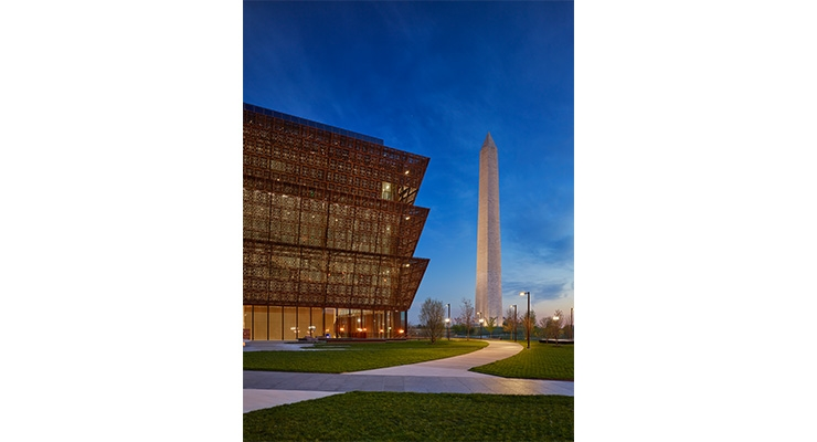 Valspar Case Study: Monumental Museum Features Fluropon To Highlight Heritage & High-Esteem