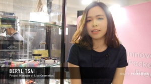 Video: New Magnetic Compacts at Libo Cosmetics