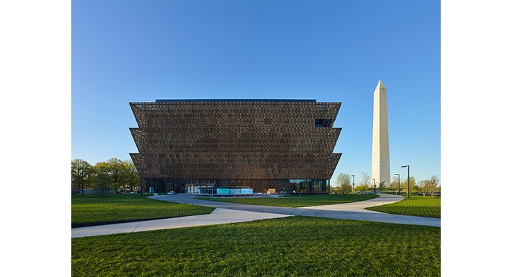 Smithsonian National Museum of African American History and Culture Features Valspar's Fluropon