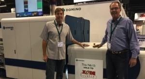 Xode purchases Domino N610i digital UV inkjet label press