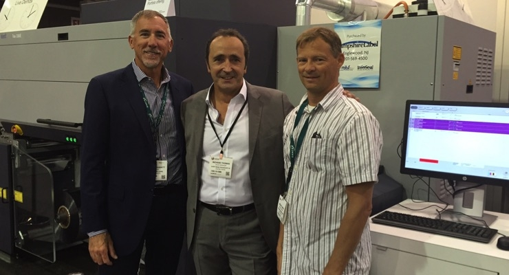Dollars and sense at Labelexpo
