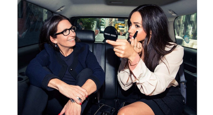Bobbi Brown Is Giving Makeup Lessons In Uber Cars Today