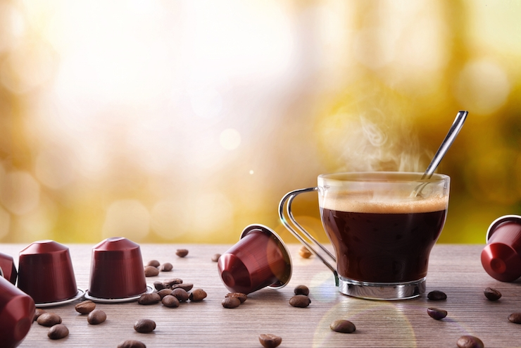 Image result for Coffee Pod Market