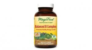 MegaFood Partners with Foxy Organic on Reformulated Balanced B Complex