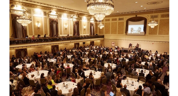 Over 600 Guests Gathered at NY