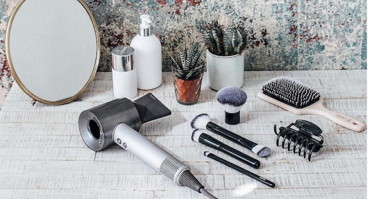 3.  Dyson Supersonic Hair Dryer