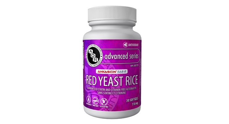 RYR Ankascin-568-R Offers Cardiovascular Health Benefits