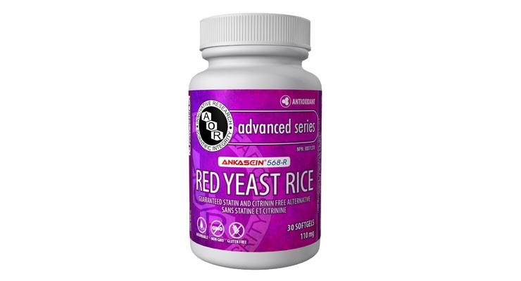 RYR Ankascin-568-R Offers Cardiovascular Health Benefits