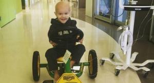 'Tumor Paint' Brings Light to Toddler's Brain Tumor