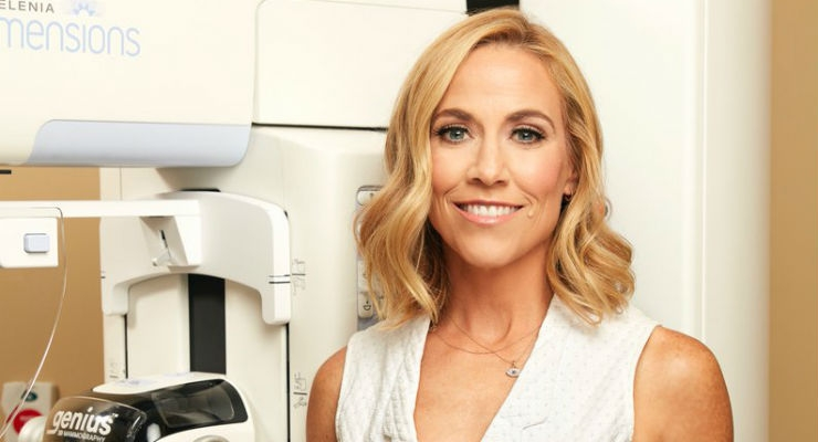 Hologic CEO Steve MacMillan and Breast Cancer Survivor Sheryl Crow Kick Off Breast Cancer Awareness Month