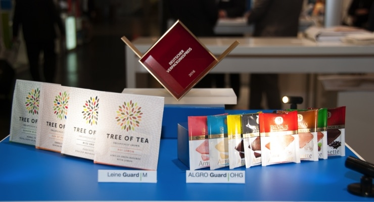 Sappi wins German Packaging Award