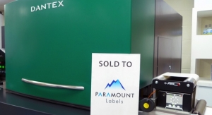 Paramount Labels invests in Dantex PicoColour Digital Press