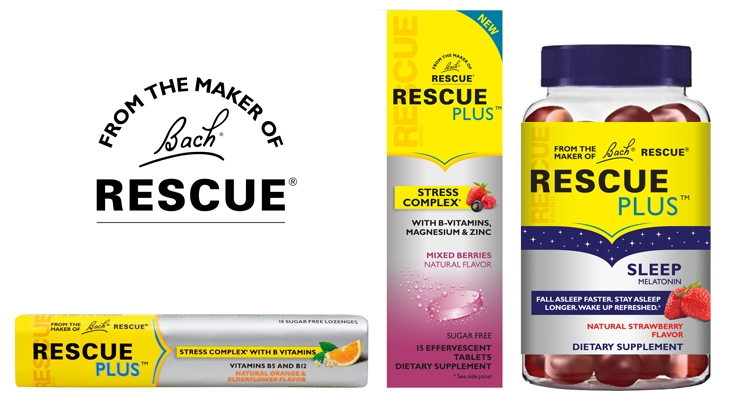 Rescue Launches Three New Products Under Rescue Plus Brand