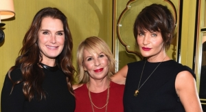 Helena Christensen Launches Fragrance Line at Bergdorf Goodman