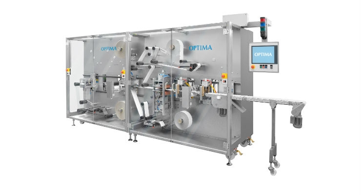 Production Machine for Transdermal Patches and Oral Film Strips