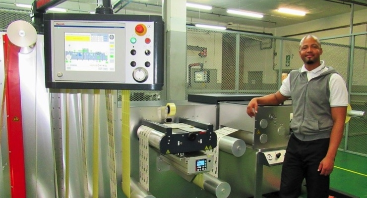 Rotolabel invests in Rotocontrol booklet and pharmaceutical inspection systems