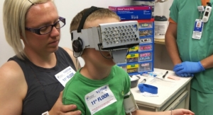 Virtual Reality Games Make Infusions Easier on Young Patients