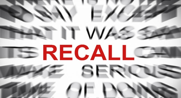 Proactive Risk Management To Reduce Recalls In The Life