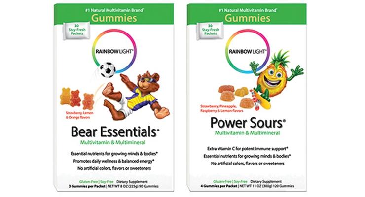 Rainbow Light Gummies Target Immunity For Kids
