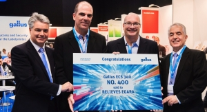 Gallus sells 400th ECS 340 Series label press