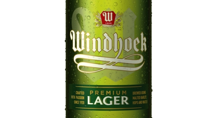 Windhoek Lager updates label with help from Constantia Flexibles