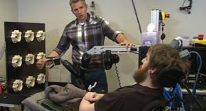 Paralyzed Man Feels Again Using a Brain-Controlled Robotic Arm