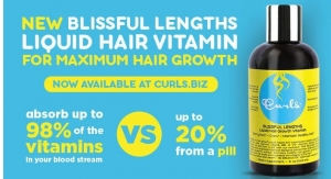 Curls Adds Liquid Vitamin