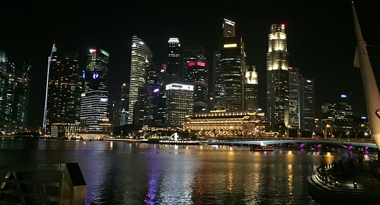 Sights from Singapore