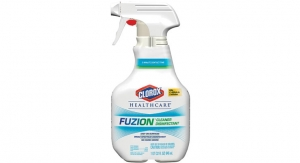 Clorox Fuzion Is  'Next-Gen' Bleach Disinfectant