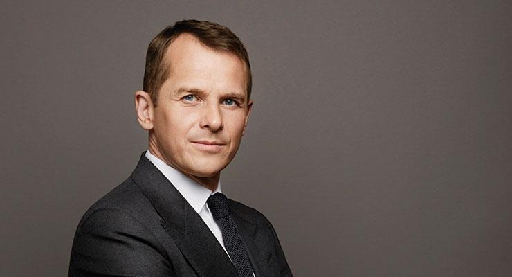 Guillaume Jesel, global brand president, Tom Ford Beauty, aims for billion-dollar brand status.