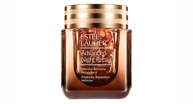 Estée Lauder benefits from ultra-luxe skin care  products such as its new Advanced Night Repair  Intensive Recovery Ampoules.