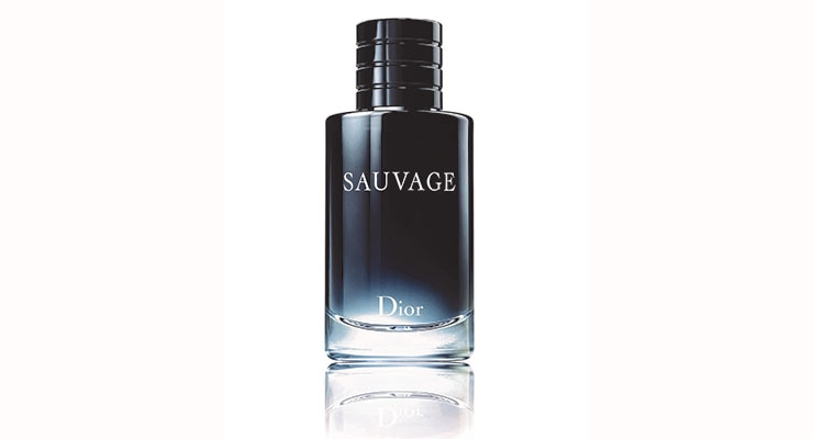 Sauvage was a big hit for Parfums Christian Dior.
