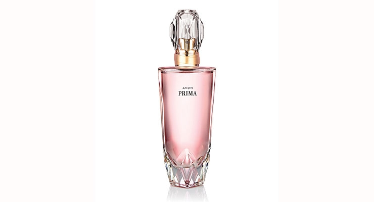 Prima, one of Avon's 2015 fragrance launches, celebrates the beauty of ballet.