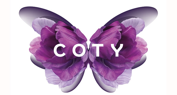 A new logo marks Coty's transformative stature in the beauty world.