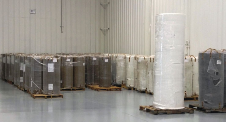 Carver Non-Woven Technologies - Nonwovens Industry Magazine