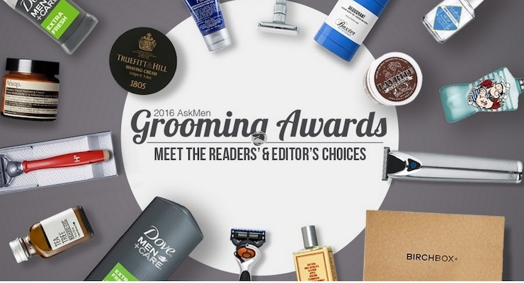 AskMen Names Its First Annual Grooming Award Winners